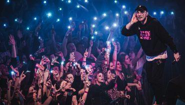 Pezet Magenta Tour w Gdyni (Foto:. K. Makurat / Tarakum.pl)
