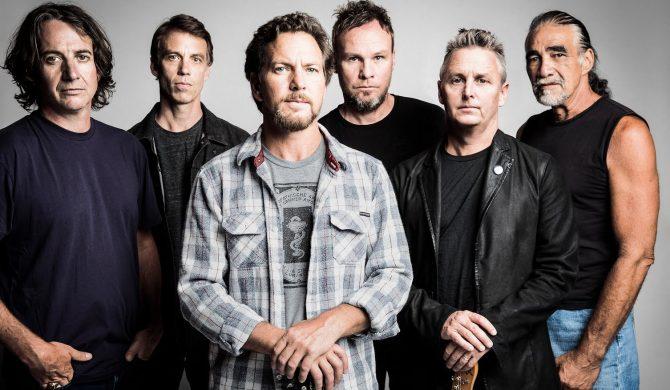 Pearl Jam ogłasza przełożone europejskie daty koncertów na lato 2021