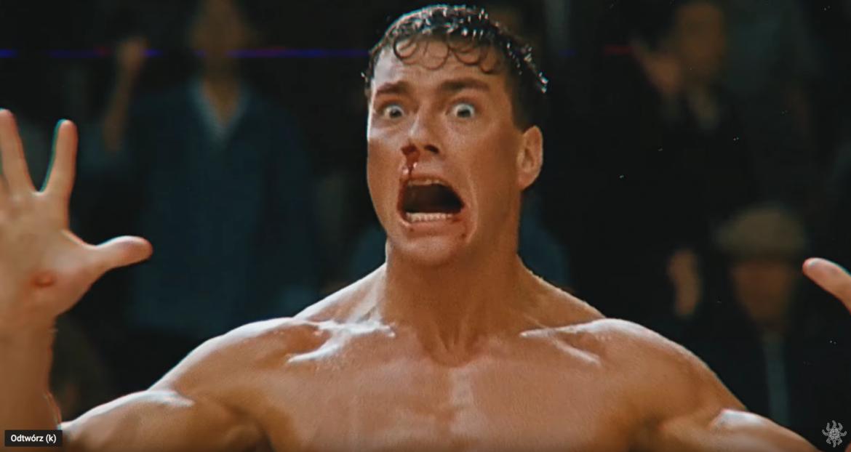 Jean Claude Van Damme jednym z bohaterów klipu Słonia i Dope D.O.D