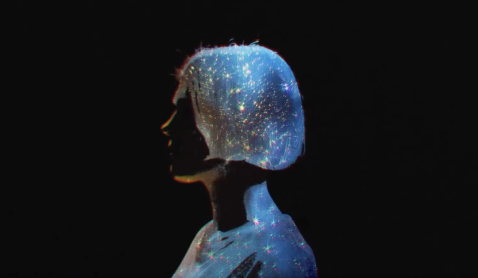 Kosmiczne lyric video od Darii Zawiałow