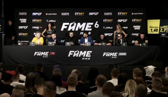Wiemy kto ze świata rapu zawlaczy na FAME MMA 6