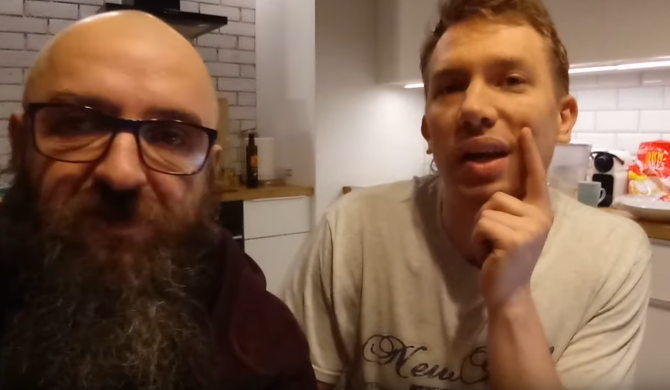 Kozak: Z naszego filmu dowiecie się dlaczego Chada został wyrzucony z RRX-u
