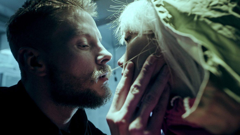 """Sebastian Fabijański jako """"Nightcrawler"""""""
