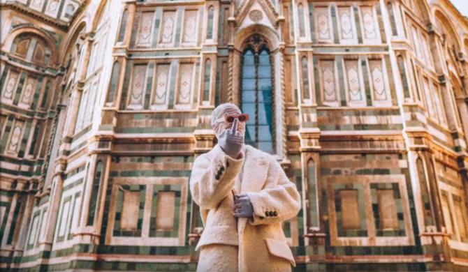 Tymek zdradza kulisy pracy we Florencji