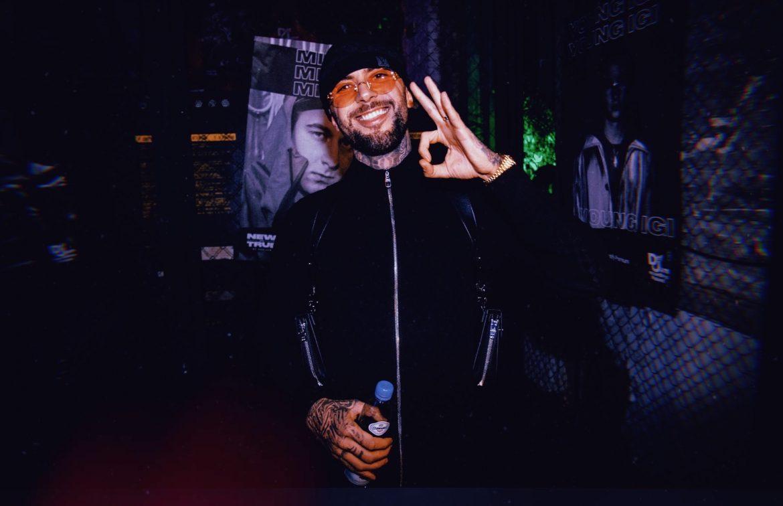 Malik Montana propsuje jedną z legend polskiego rapu: Ogromy pokłon i szacunek dla niego na zawsze
