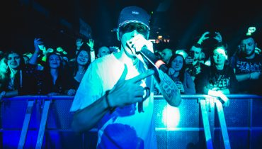 donGURALesko, Hemp Gru i Małach/Rufuz na zdjęciach z Five Stars Hip-Hop