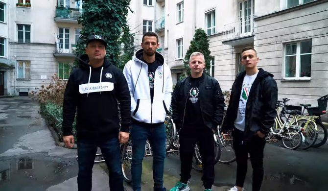DIIL Gang i Legia Warszawa prezentują wspólną kolekcję ubrań
