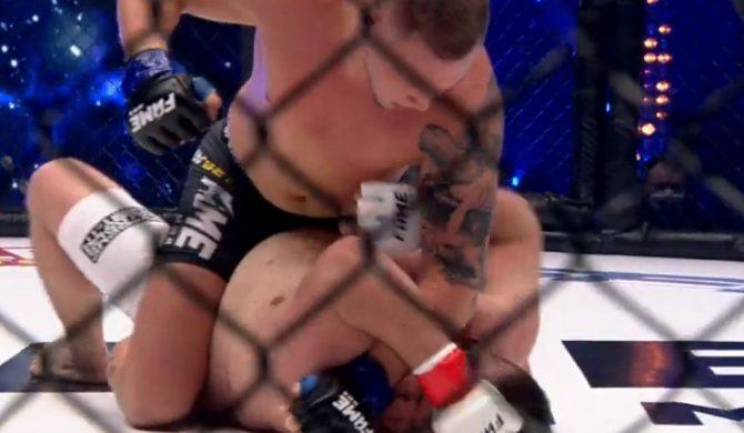 Fame MMA: Kubańczyk znieważył leżącego L Pro