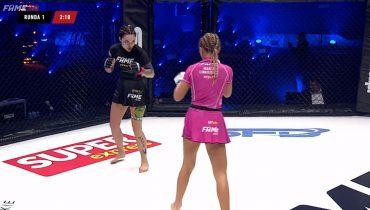 Fame MMA – zaangażowanie Zusje vs doświadczenie Marty Linkiewicz
