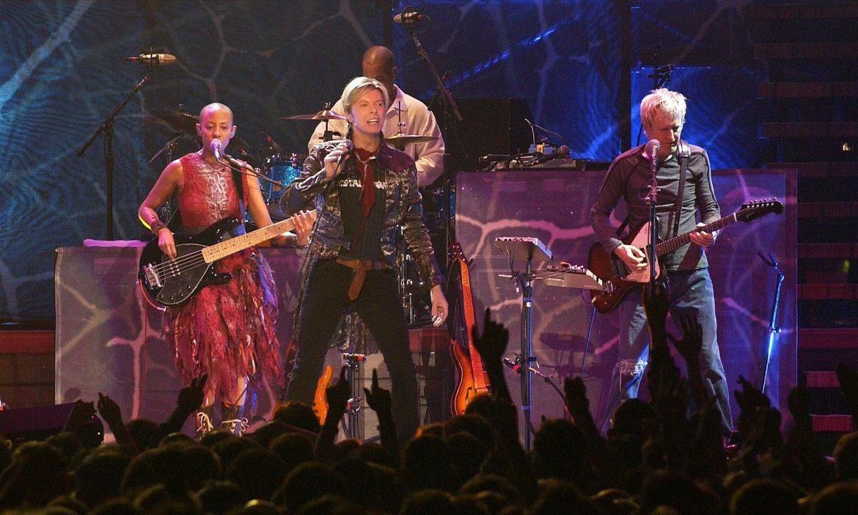 Gitarzysta Bowiego na Gitarowym Rekordzie Świata 2021