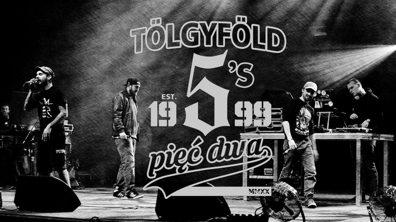"""Pięć Dwa (52 Dębiec) z pierwszym singlem i klipem zapowiadającym album """"Tölgy Föld"""""""