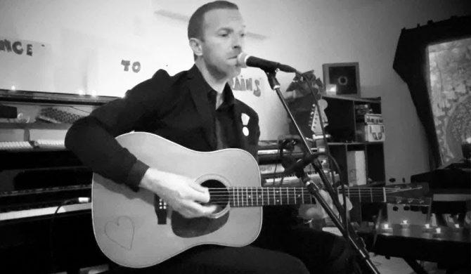Chris Martin z Coldplay z nietypowym występem w Saturday Night Live