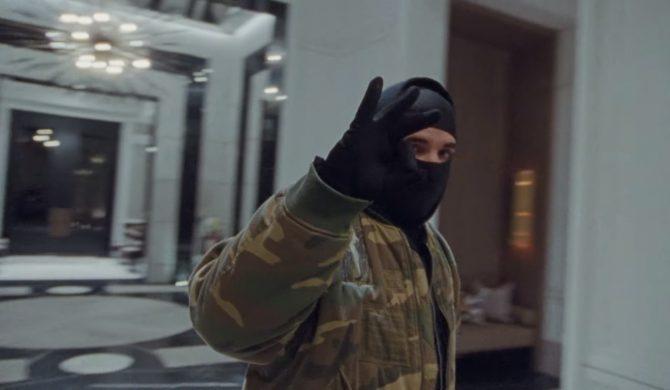 Drake pokazuje, jak spędza kwarantannę