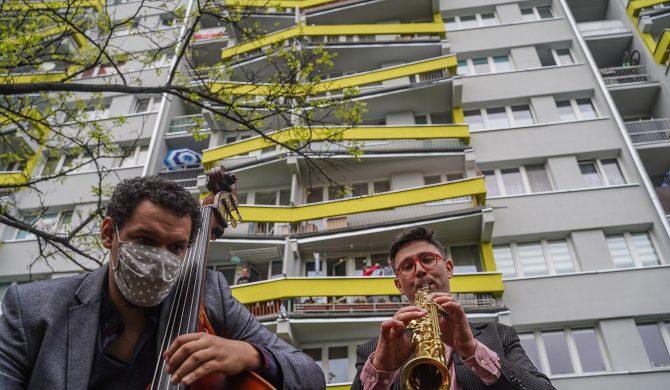 Wrocław świętuje Światowy Dzień Jazzu osiedlowym koncertem