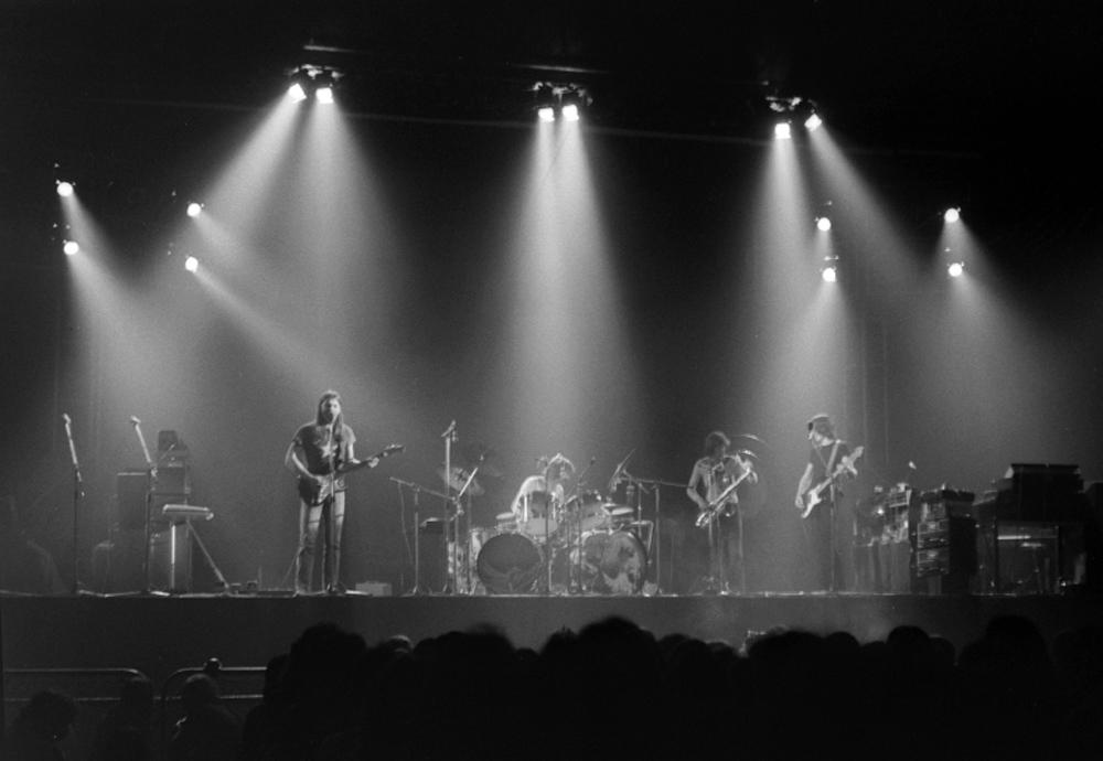 Pink Floyd otwiera koncertowe archiwa dla fanów