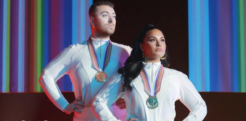 Sam Smith i Demi Lovato w klipie do wspólnego singla