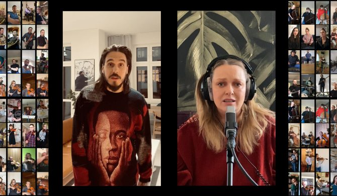 70 muzyków, 60 godzin montażu wideo i 12 godzin montażu dźwięku – imponujący klip Miuosha