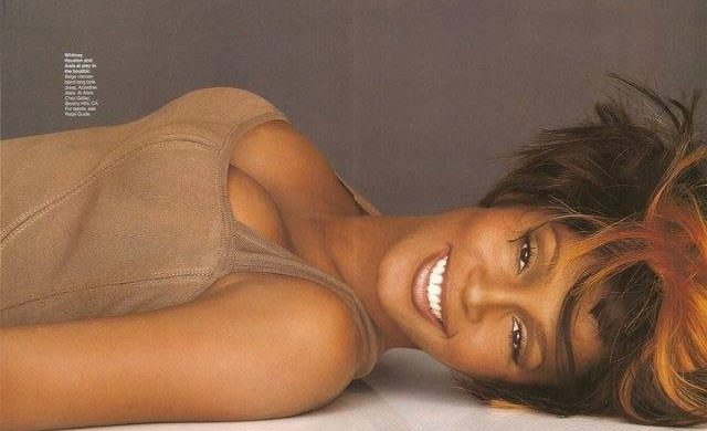 Powstanie kolejny film o Whitney Houston