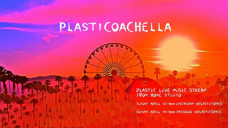 PlastiCoachella czyli live duetu Plasti