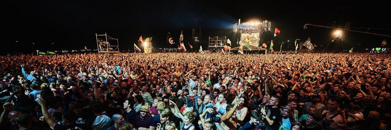 Andrzej Mleczko i Janusz Gajos na Pol'and'Rock Festival!