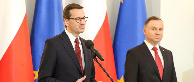 Mamy szesnastkę dla premiera Morawieckiego
