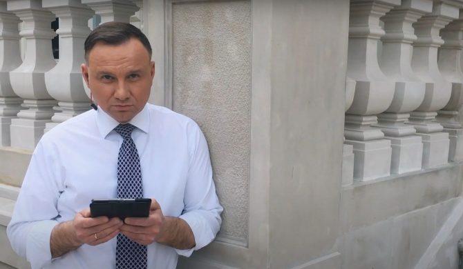 Andrzej Duda jak Janusz Korwin-Mikke – czyja zwrotka wygrywa w #Hot16challenge2?