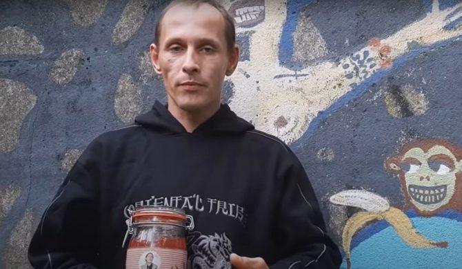 Lech Roch Pawlak w charytatywnej akcji