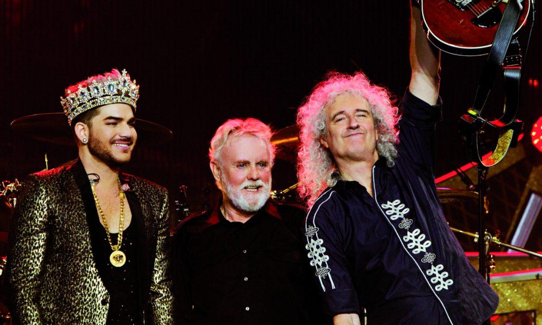 Queen i Adam Lambert z nową wersją ponadczasowego hitu