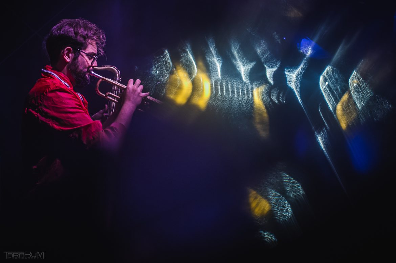 Algorhythm na zdjęciach z koncertu w Operze Leśnej