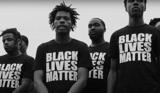 Protesty i brutalność amerykańskiej policji w nowym klipie Lil Baby