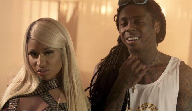 """Wspólna płyty Lil Wayne'a i Nicki Minaj? """"Wiesz, że twoje życzenie jest dla mnie rozkazem"""""""