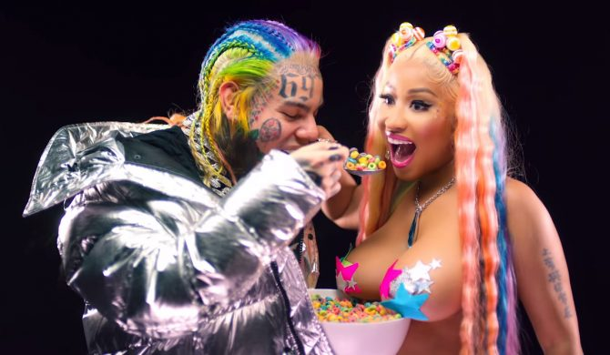Singiel Tekashiego i Nicki Minaj zaliczył historyczny spadek na liście Billboardu