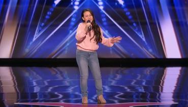 10-latka oczarowała jury amerykańskiego Mam Talent
