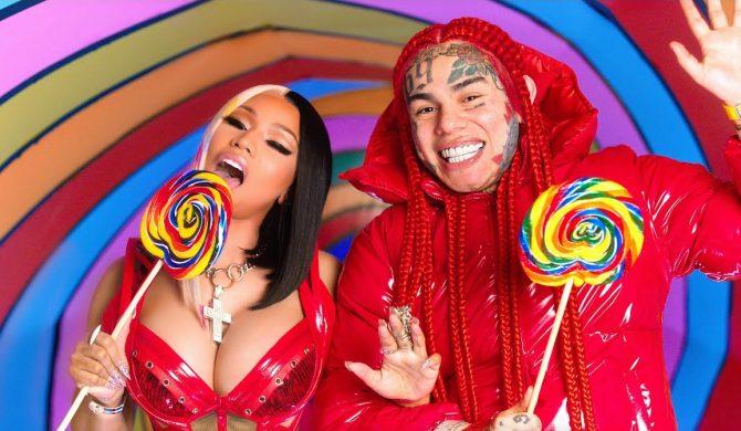 Singiel Tekashiego i Nicki Minaj już jest hitem. Artyści pobili rapowy rekord YouTube'a