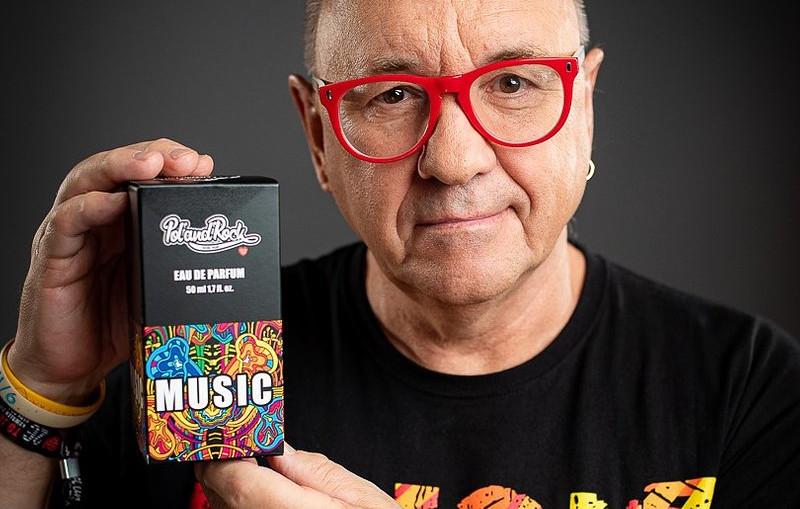 WOŚP wypuścił na rynek własną linię perfum inspirowanych Pol'and'Rock Festivalem