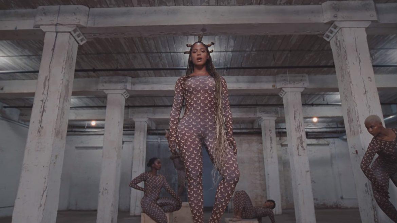 Beyonce promuje album klipem z udziałem gości