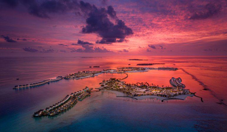 Muzyczne wakacje na Malediwach