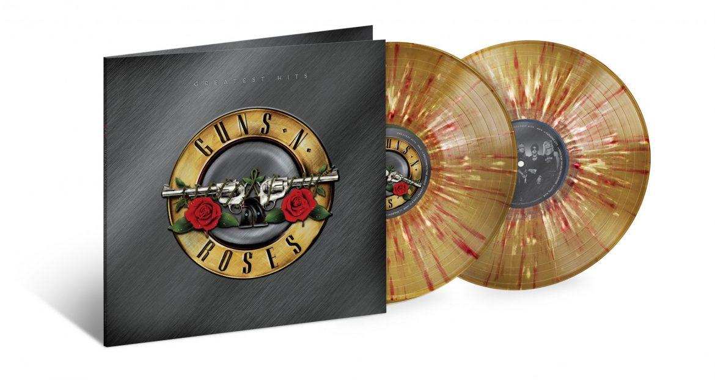 Największe hity Guns N' Roses pojawią się na winylu