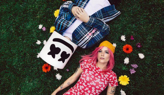 """Marshmello i Halsey w oficjalnym klipie do """"Be Kind"""""""