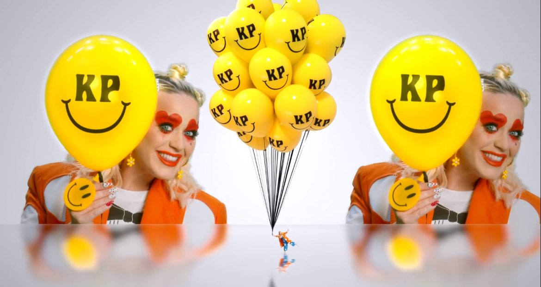 Katy Perry publikuje wideo do nowego singla