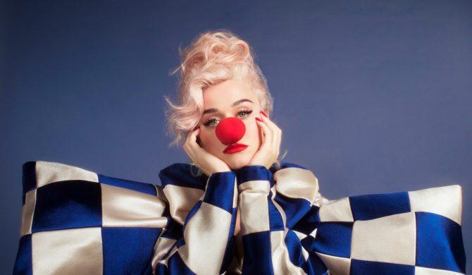 Nowa płyta Katy Perry chwilę później