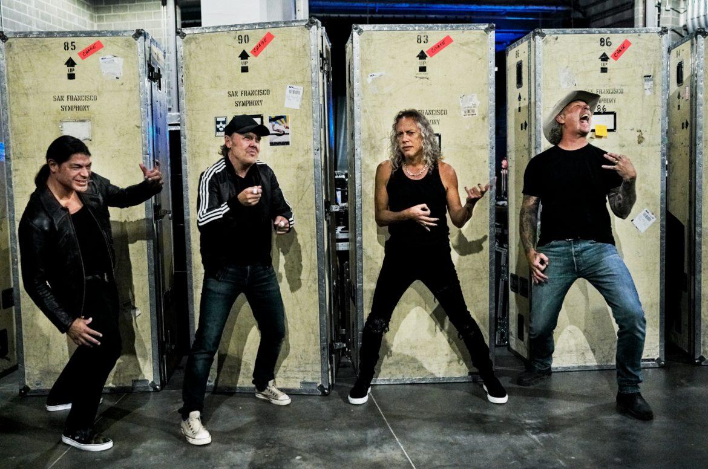 Metallica gratuluje Robertowi Lewandowskiemu