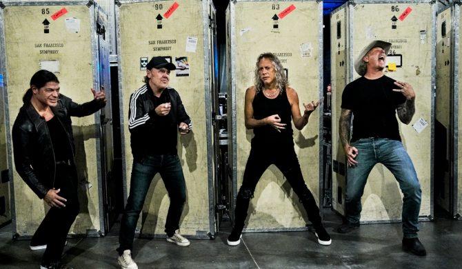 """Metallica z kolejnym singlem zapowiadającym """"S&M2"""""""