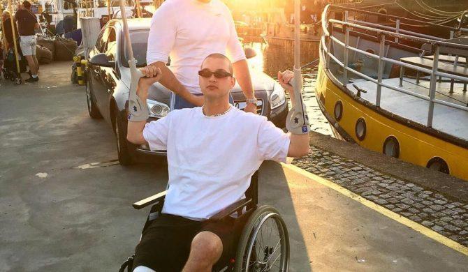 """Wac Toja: """"Nie zawiodłem fanów i zagrałem koncert na wózku na 100%"""""""