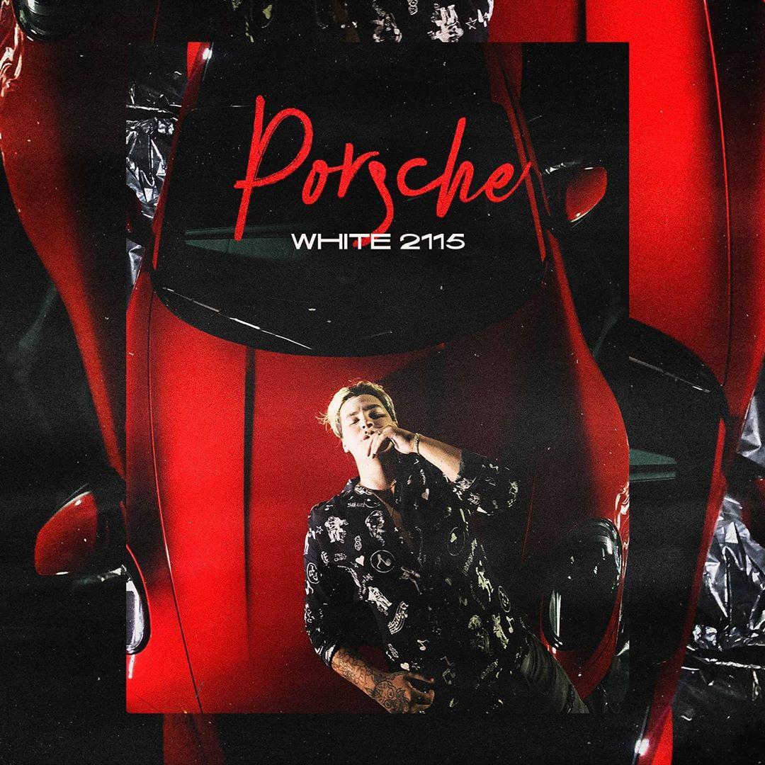 """""""Porsche"""" – nowy singiel i teledysk od White 2115"""