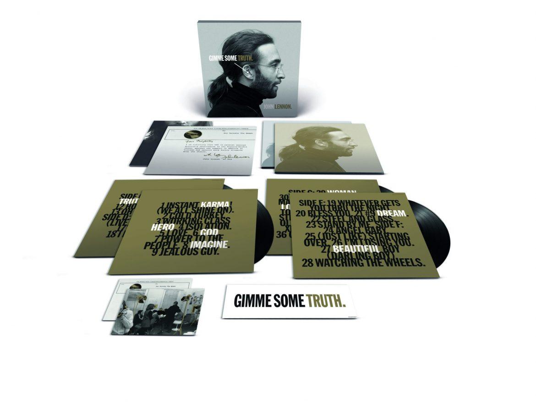 """""""Gimme Some Truth"""" – kompilacja z okazji 80. rocznicy urodzin Johna Lennona"""