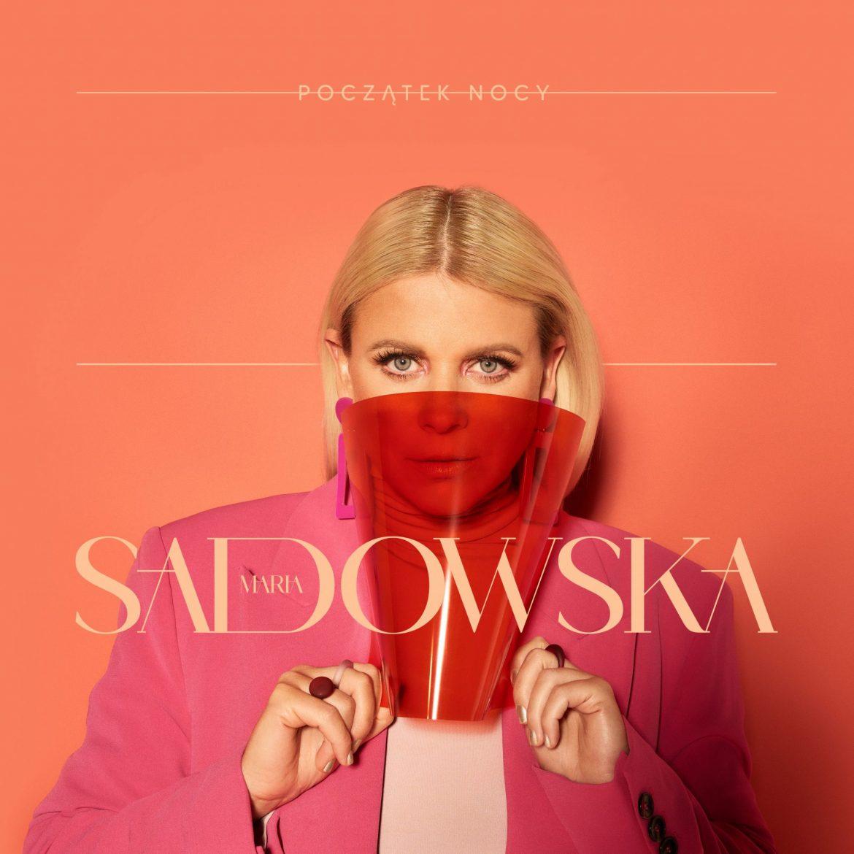 """Maria Sadowska prezentuje tytułowy utwór z albumu """"Początek nocy"""""""