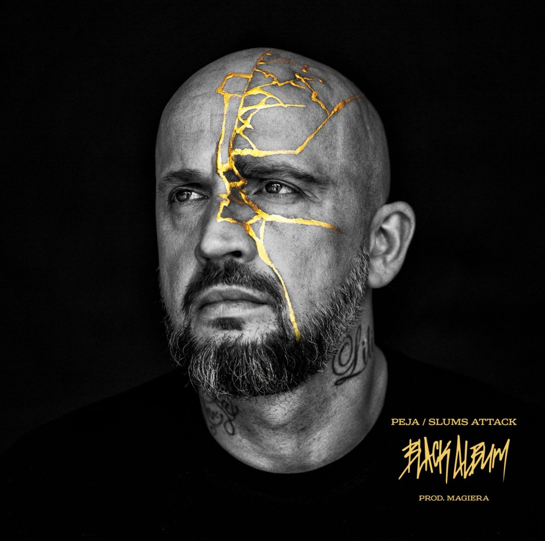 """Peja przedstawił pierwszego gościa na """"Black Albumie"""""""