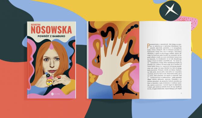 Nowa książka Katarzyny Nosowskiej