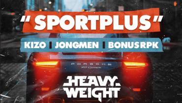"""Heavyweight czyli Kizo, Bonus RPK i Jongmen z klipem do """"Sportplus"""""""